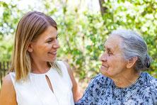 Liebevolle 24h Betreuung - eine legale, individuelle und günstige Seniorenbetreuung