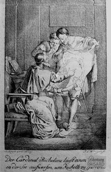 IMA.18.018 Richelieu und die Belagerung von La Rochelle / © Sammlung PRISARD