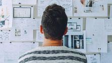 Coaching Prozess: Phase 2 Themenvisualisierung und Zielklärung