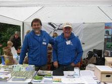 Auch in diesem Jahr sind wir wieder mit einem Infostand und unserem Mühlenfahrrad auf dem Sommerfest der Wildtier- und Artenschutzstation in Sachsenhagen zu Gast.