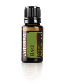 Aroma Welt: doTERRA Basil - Basilikum Ätherisches Öl