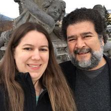 Mary Hunter and Jesús Rosales-Ruiz