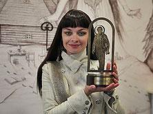 Kseniya Simonova, die Sand-Künstlerin