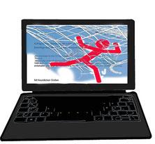 10 Tipps für bessere Cyber-Sicherheit  Bild:spagra