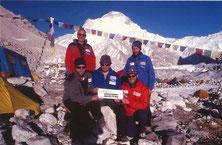 Expedition auf das Dach der Welt