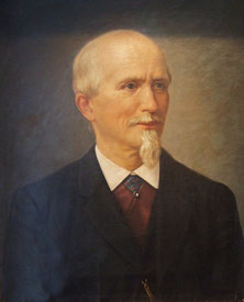 Carl Moritz Großmann   *  27.03.1826    † 23.01.1885