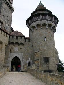 """Burgen boten früher Schutz vor äußeren Bedrohungen - die """"innere Burg"""" (vgl. Ps 91 oder Theresa von Avila) ist ein spiritueller Schutzraum!"""