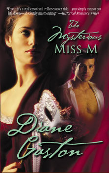 The Mysterious Miss M by Diane Gaston