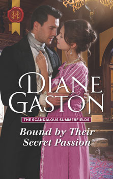 Bound by Their Secret Passion by Diane Gaston