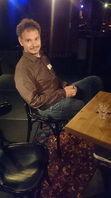 Klubbekanntschaften mit Georg Aufsturz Impro