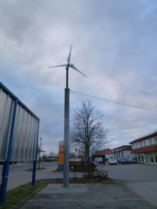 Windkraft Wind Eigenstrom Energie 5 kw Wind Windrad günstig ideal Ertragreich