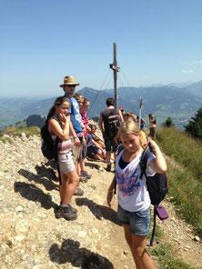 Gipfel des Steineberg