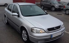 OPEL ASTRA 2.0 DTI EDITION//2001