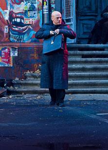 Christoph Waltz, un solitaire qui cherche le sens de la vie (©Le Pacte)