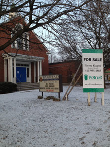 Church For Sale: Let My People Go!