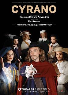 Das offizielle Plakat / ©Theater Bielefeld