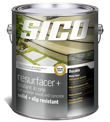 SICO RESURFACER AND SEALANT