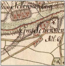 Auss. Vahrendorfsche Karte 1789