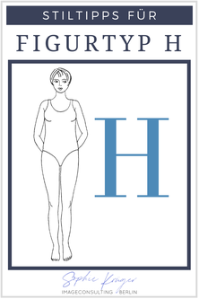 Figurtyp H Mode und Styling-Tipps