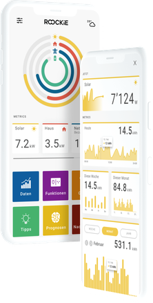 Macht Spass: die ROOCKiE-App. Bild: zvg