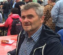 Thomas Dietzel, Vorsitzender des Linksbündnisses fordert dazu auf, auf dem rechten Auge wachsamer zu sein.