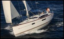 bareboat aybalan jeanneau 53