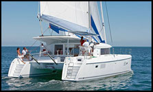 bareboat catamaran paluko lagoon 421