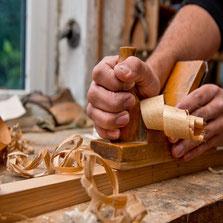 Holzleuchten von LUXILLO