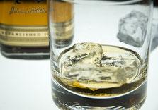 Produktfoto, Werbefoto, Glas, Flasche, 360 Grad