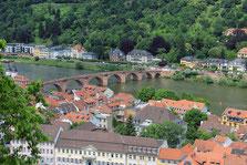 Der aktuelle Pegelstand in Heidelberg