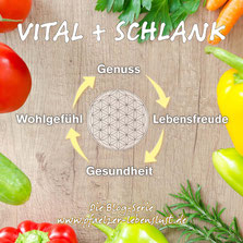 Das Fundament der Gesundheit, Gesundheit und Wohlbefinden stehen auf vier Säulen: Ernährung, seelische Verfassung, Bewegung und die Umwelt. Lebensqualität und Lebensfreude, Intuitives essen, natürlich schlank, Wohlfühl-Gewicht, Rohkost, Vitalkost