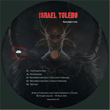 Israel Toledo - Resurrection ep - Techno
