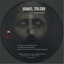 Israel Toledo - Resurrection ep - Techno