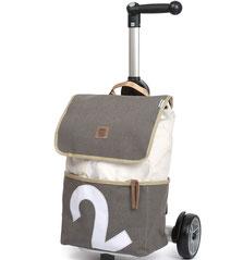 Trolleys aus Segeltuch von 360°, 727 Sailbags, NoFish & Canvasco