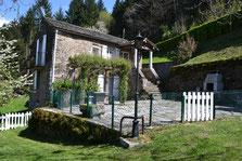 "Gites ""La Gorge"" Hameau de Thouy - Sidobre - Tarn"