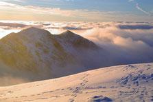 アイルランド 山 山登り 登山