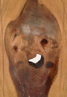 Huibui und der Holzkopf