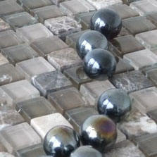 Mosaici in Marmo Vetro