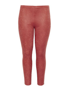 Legging rot XL