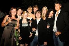 Abiturbälle und Event-Fotos