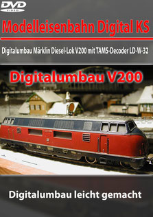 Digitalumbau V200