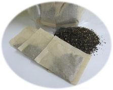 有機しょうが紅茶無漂白ティーバッグ