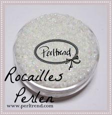Perlen Rocailles www.perltrend.com beads seeds pearls miniature sweet Luzern Schweiz Onlineshop