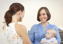 Brid Michael Yoga-Kurs nach der Geburt Postnatal Rückbildung Yoga mit Baby Rückbildungs-Massagen abnehmen Geburtstrauma Schlafmangel Erschöpfung Beratung Overath Düsseldorf Doula Hebamme