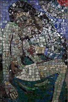 3. Station: Jesus wird vom Kreuz genommen und in den Schoß seiner Mutter gelegt