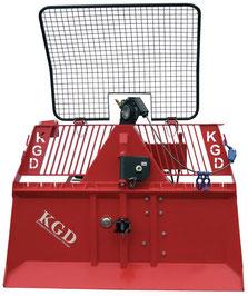 Seilwinde KGD 800-EH/SA - elektrohydraulisch