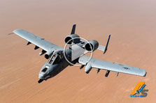 (VIDEO) A-10 Thunderbolt II Demo Team.