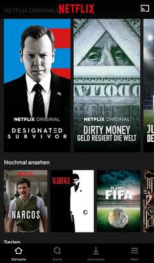 Apps, Reisen, Reiseapps, Die Traumreiser, Netflix
