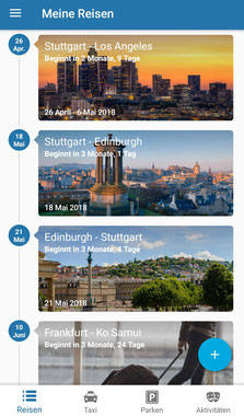 Apps, Reisen, Reiseapps, Die Traumreiser, Check my trip