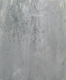 Matthieu van Riel Schilderijen. Zonder titel 130x105cm acryl en olie op canvas 2017